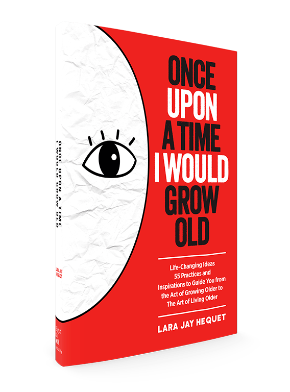 Once Upon A Time I Would Grow Old Book Cover